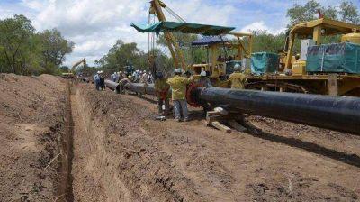 A fines de noviembre quedaría inaugurado un ramal del Gasoducto del NEA
