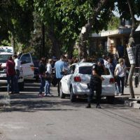 El escalofriante relato de la primera polic�a que lleg� a la casa del triple femicidio