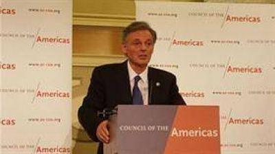 Empresas estadounidenses proyectan invertir US$ 35.000 millones en tres a�os en la Argentina