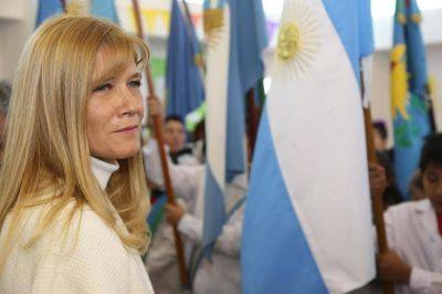 Intendenta de La Matanza repudió persecución política que sufre Insfrán