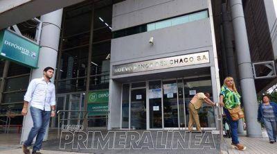 Hoy habrá paro total de Bancos en Chaco