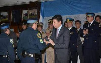 Posse distinguió a Policías Federales en San Isidro