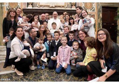 La belleza del diseño de Dios sobre el matrimonio al centro de la audiencia del Papa al Instituto Pontificio Juan Pablo II