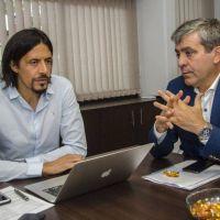 Sin anuncio de obras, el titular del Plan Belgrano y el Gobierno hicieron las pases