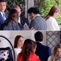 Qu� pas� en la reuni�n privada entre Massa y Vidal