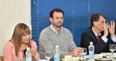 """José Urtubey: """"La presión tributaria perjudica a la cadena agroindustrial"""""""