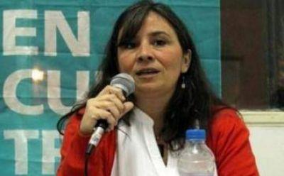 """Gradaschi: """"No podemos hablar de una sola persona que conduzca al FpV"""" en Lanús"""