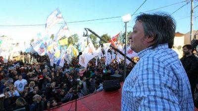 Máximo Kirchner a Macri: