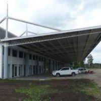 La Naci�n envi� fondos para la obra de la terminal de Concepci�n