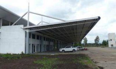 La Nación envió fondos para la obra de la terminal de Concepción