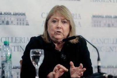 Malcorra encabeza la delegación de Argentina en la Cumbre Iberoaméricana