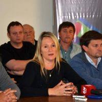 Inseguridad. Autoridades y fuerzas de seguridad brindaron una conferencia de prensa