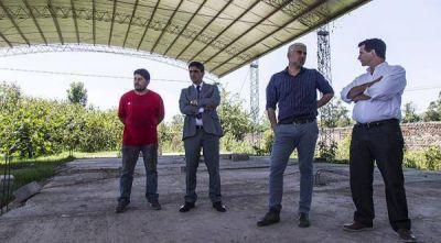 Campo Norte será un polo de capacitación para beneficiarios del programa Argentina Trabaja