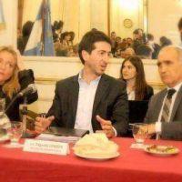 Se ir� el ministro de Obras y Servicios P�blicos de la provincia de Buenos Aires, Edgardo Cenz�n