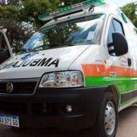 El municipio de Carlos Casares present� una ambulancia de alta complejidad
