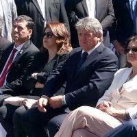 El Gobernador Casas en la apertura de la Expo Productiva Atacalar 2016 en Chile
