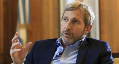 Frigerio aseguró que el proyecto de contratación público-privada se aprobará