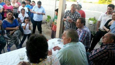 """Infante: """"Gobernamos para todos los barrios pero, especialmente para los que más necesitan"""""""
