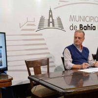 El intendente anunci� la pavimentaci�n de 191 cuadras y la construcci�n de un centro de salud en zona Norte