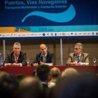 Comenz� el XXVI Seminario Internacional de Puertos, V�as Navegables, Transporte Multimodal y Comercio Exterior