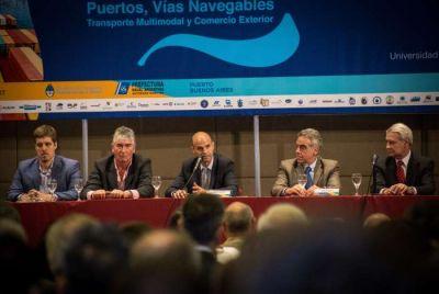 Comenzó el XXVI Seminario Internacional de Puertos, Vías Navegables, Transporte Multimodal y Comercio Exterior