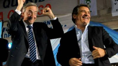 """Urribarri: """"Néstor tuvo que morir para que se aprecie la dimensión de la transformación que había hecho en la Argentina"""", dijo Urribarri"""