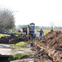 Cloacas: vecinos pagar�n obras s�lo cuando est�n finalizadas