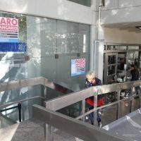 Comenz� el paro bancario por 24 horas en Mendoza