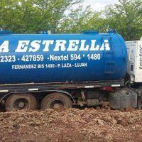 Vidal permite la contaminaci�n de campos de la Colonia Cabred y las napas de agua de Open Door
