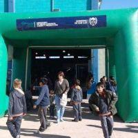 La conciencia ambiental colm� la ciudad de La Punta