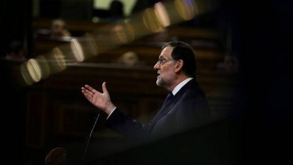 Rajoy perdió la primera votación pero podrá ser reelecto el sábado