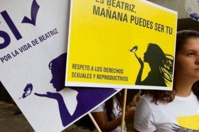 """Aborto no punible: para Amnistía Internacional la no adhesión es """"un grave retroceso para las mujeres"""""""