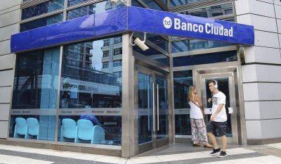 La Ciudad recibe $511 millones del Banco Ciudad