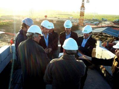 Frigerio anunció que el año que viene se ampliará el gasoducto de la costa