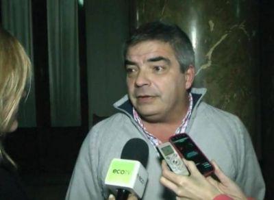 El ministro De la Torre se comprometió a frenar la importación de piezas de Cinpal Brasil al país