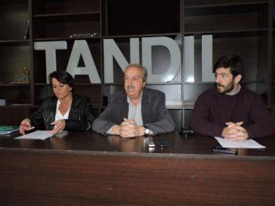 Agregados Comerciales llegan a Tandil para participar en una Ronda de Negocios con Empresarios locales