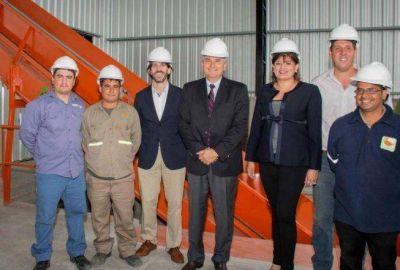 Jujuy: inicia el proyecto de tratamiento de basura de Gerardo Morales