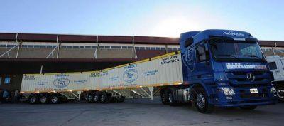 Afirman que los bitrenes es un transporte de cargas para beneficio de la producción