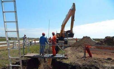 Osse confirma que finalizó la obra de conexión cloacal con Santa Clara del Mar