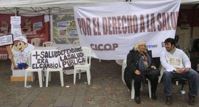 Médicos bonaerenses aceptan propuesta del Gobierno y levantan paro tras casi seis meses de conflicto