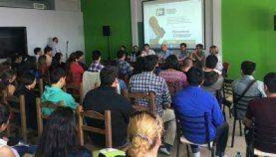 """Venegas """"es la juventud la que debe tener iniciativas para que Argentina mejore"""""""