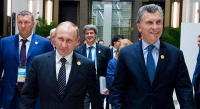 Putin rechazó las condiciones de Macri y se cayó el financiamiento de Chihuido
