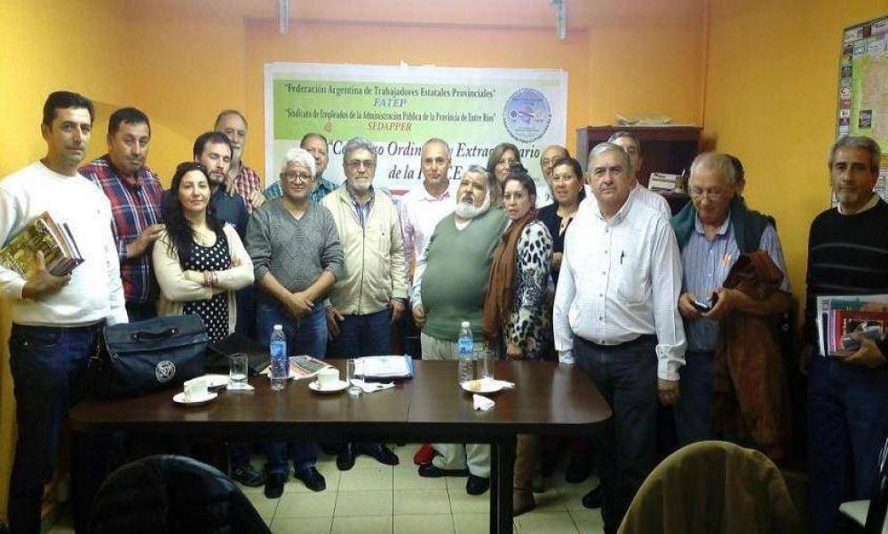 Pronunciamiento contra la persecución a trabajadores nucleados en AFEP