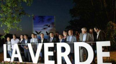 Peppo anunció mayor infraestructura para el crecimiento de La Verde