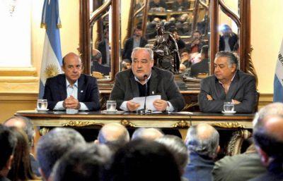 """""""Los partidos de ECO trabajarán por la victoria en 2017"""", afirmó Canteros"""