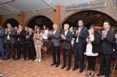 Carlos Paz reunió a los vecinalistas de Sudamérica y distintos puntos del país