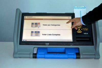 Voto electrónico: La Pampa, con desconfianza