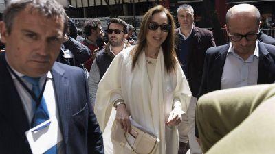 María Eugenia Vidal reforzó su custodia y evalúa cambios en el gabinete