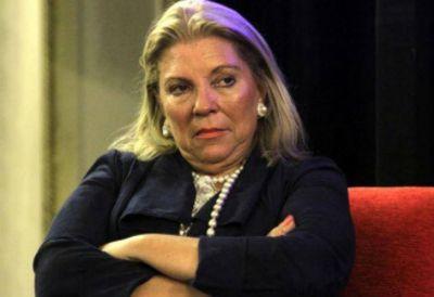 Elisa Carrió pidió tratar a Alejandra Gils Carbó