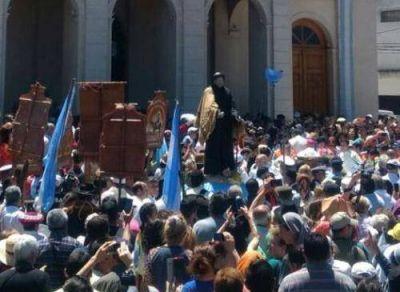 Una multitud dio gracias por Cura Brochero, santo